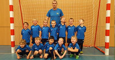 U7 - U5 - fotbalová školička