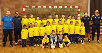 Lokomotiva pořádá o víkendu další halové turnaje mládeže!