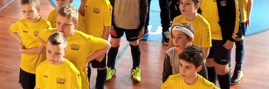 Turnaj U11: domácí tým obsadil 3.místo