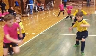 Turnaj fotbalové školičky - březen 2017